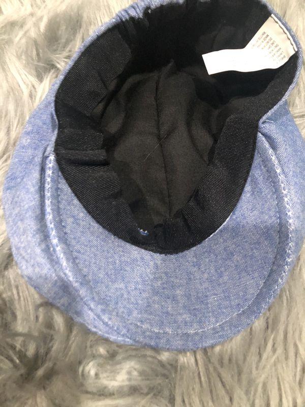 Coat and beret