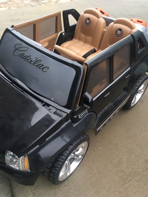 Power wheels escalade for Sale in Waxhaw, NC