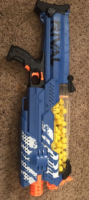 Nerf Rival nemesis for Sale in Joice, IA