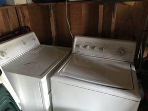 KenMore Dryer/Washer set for Sale in Hyattsville, MD