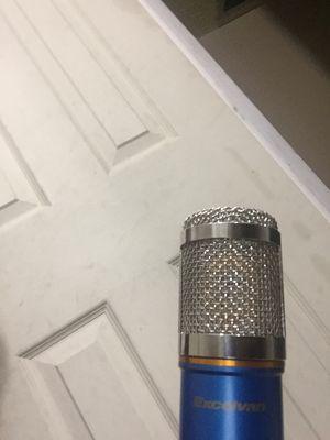 Very clear studio mic 20$. for Sale in Sunrise, FL