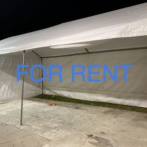Tent/Carpa for Sale in Lynwood, CA