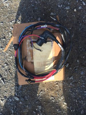 Mercruiser wiring harness for Sale in Gaithersburg, MD