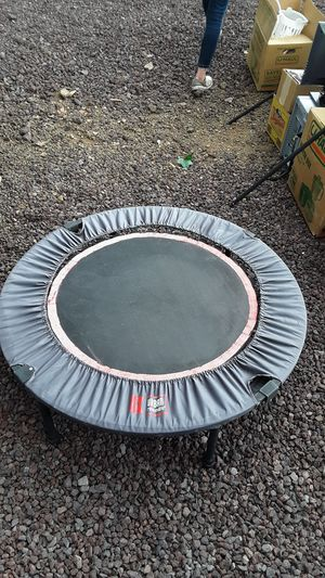 Trampoline with Stabilizing bar for Sale in Lakeside, AZ