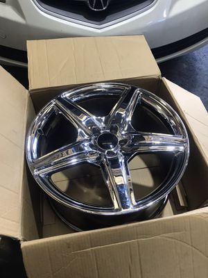 "original 20"" OEM Mercedes AMG rims staggered 5x112 for Sale in Santa Monica, CA"
