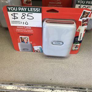 Picture Printer Fujifilm Instax Mini Link for Sale in Phoenix, AZ
