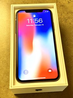 Apple iPhone X for Sale in Covington,  WA