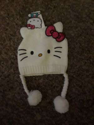 Hello kitty toddler beanie for Sale in Fresno, CA