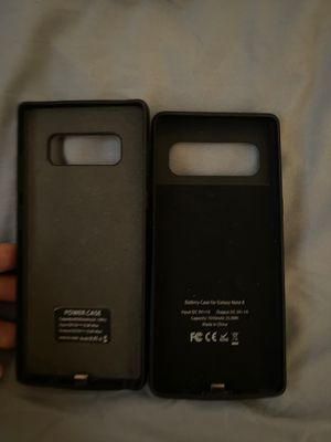 Note 8 charging case for Sale in Jacksonville, FL