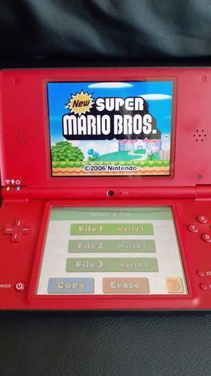 Nintendo DS XL + 3 DS Games for Sale in Phoenix, AZ