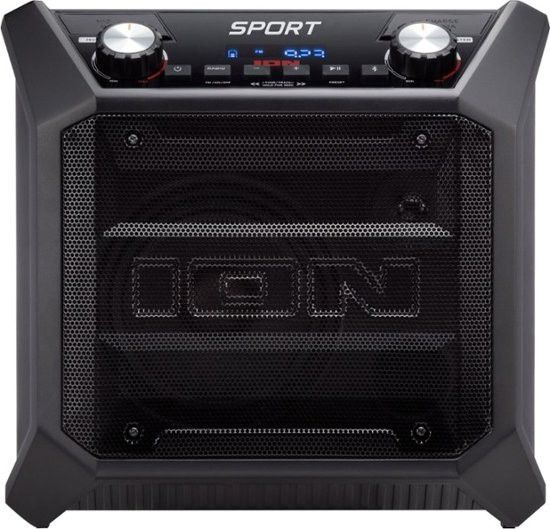 Ion sport bluetooth speaker