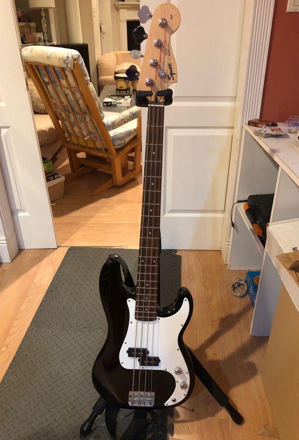 Squier Fender P Bass
