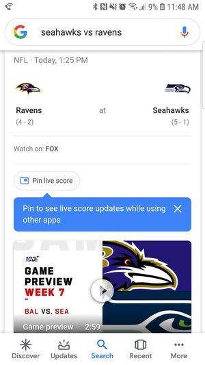***Wanted*** Seahawks vs Ravens last minute tickets 10/20/19 for Sale in Renton, WA