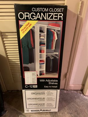 Brand new Closet Organizer for Sale in Brooklyn, NY