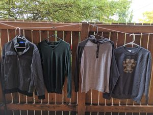 Closet clean out! Lots of cheap clothes! Mostly size adult small for Sale in Seattle, WA