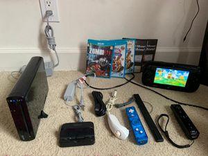 Wii u for Sale in Alexandria, VA