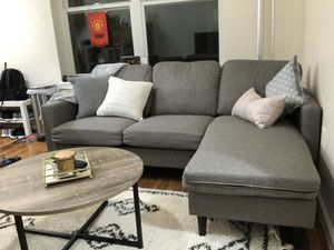 Sectional couch sale for Sale in Jersey City, NJ