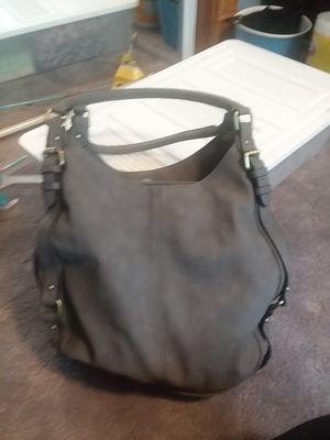 Grey purse for Sale in Sykesville, MD