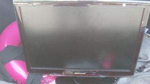 """Samsung 22"""" computer monitor with tv capabilities for Sale in Port St. Lucie, FL"""