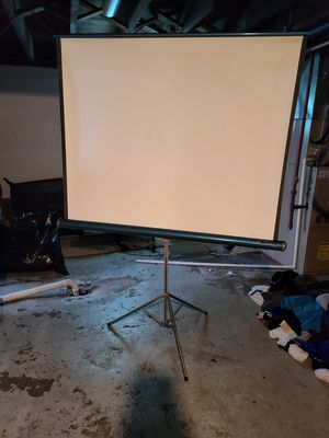 Knox Projection Pull Up Screen for Sale in St. Louis, MO