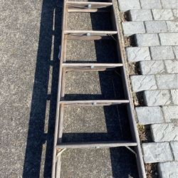 Wooden Ladder for Sale in Vancouver,  WA