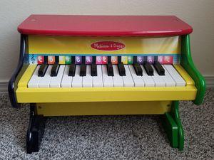 Melissa & Doug children's piano for Sale in DuPont, WA