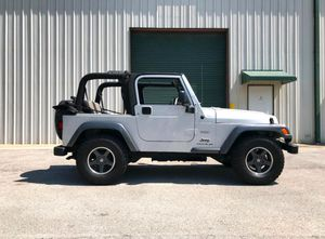 Only$1200 Jeep Wrangler for Sale in Sunnyvale, CA