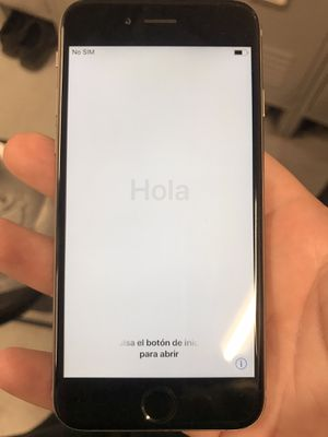 iPhone 6 brand New for Sale in Edgewater, NJ
