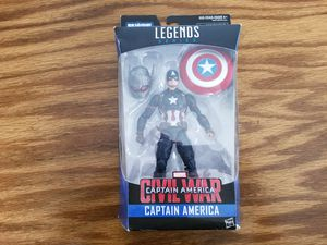 Marvel Legends Captain America action figure for Sale in Cumming, GA