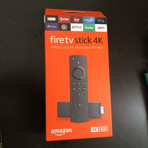 Amazon Fire TV Stick 4K for Sale in Homestead, FL