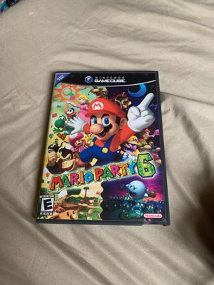 Mario Party 6 for Sale in Southwest Ranches, FL