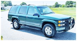 🍁2000 Chevrolet Tahoe Z71 TU/UP FOR SALE * ZERO ISSUES > RUNS AND DRIVES LIKE NEW!- $1000 for Sale in Newark, NJ