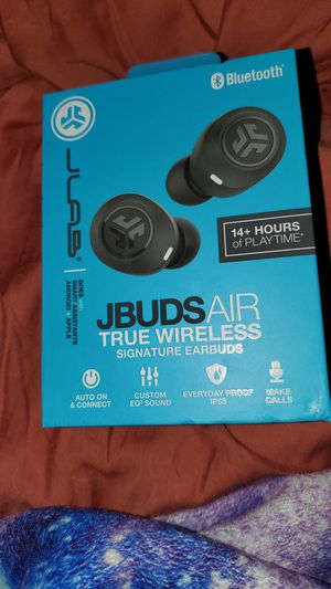 JLAB true wireless Bluetooth earbuds for Sale in Seattle, WA