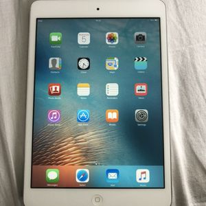 """Apple iPad mini (32GB) (Wi-Fi ONLY Internet access) Usable with Wi-Fi """"as like nEW. for Sale in VA, US"""