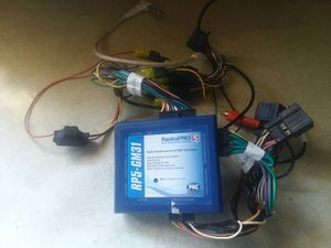 Rp5-gm31,radio replacement with built in on star retention for Sale in New Albany, MS