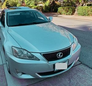 For sale.2 0 0 6 Lexus IS250 Needs.Nothing FWDWheels One Owner for Sale in Naperville, IL