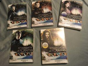 Stargate Atlantis. Complete Series season 1-5 New/sealed for Sale in Abilene, TX