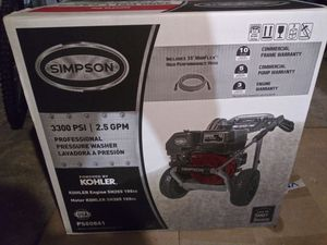 Simpson pressure washer for Sale in Valley View, OH