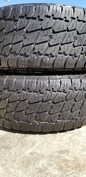 35 12.50 17 NITTO TERRA GRAPPLER AT TRUCK JEEP SUV for Sale in Tampa, FL