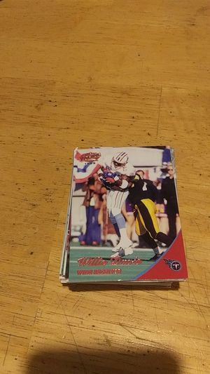 50 football cards for Sale in Newport, PA