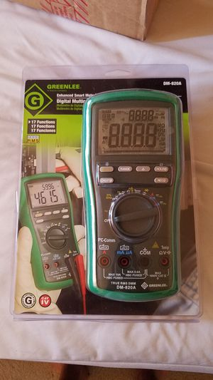 *NEW* Digital smart Meter DM-820A for Sale in San Francisco, CA