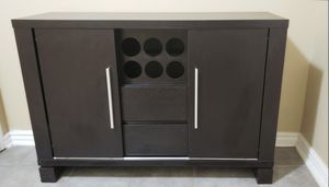 Espresso Bar Cabinet for Sale in Bentonville, AR