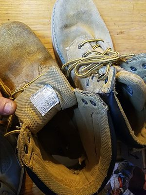 Steel toe boots size 11 for Sale in Manassas, VA