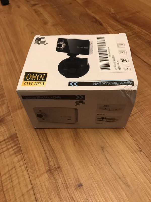 Dash Cam 1080Full HD
