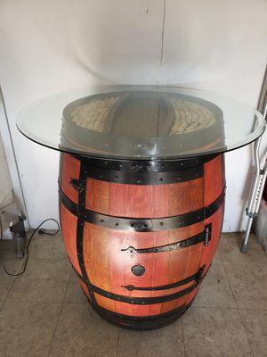 Stella Rosa wine barrel bar for Sale in La Mirada, CA