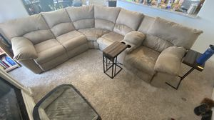 Ashley Furniture Large Sectional w/ reclining seats for Sale in Bow Mar, CO