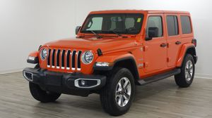 2020 Jeep Wrangler Unlimited for Sale in Florissant, MO