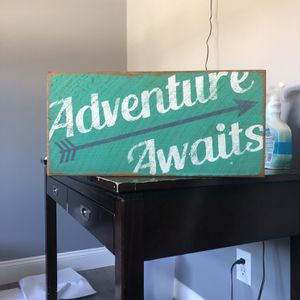Adventure awaits board for Sale in Port Jefferson Station, NY
