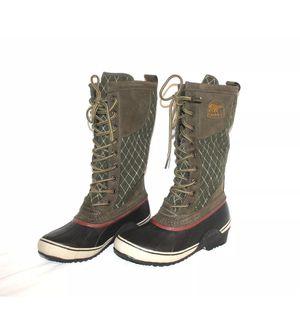Women's Sorel Sorelli Rain/Snow boots size7-7.5 $100 RARE for Sale in Cleveland, TN