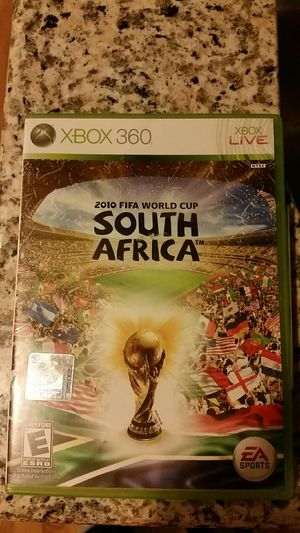 2010 Fifa World Cup South Africa - Xbox 360 for Sale in Falls Church, VA